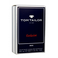 Tom Tailor Exclusive Man Woda toaletowa  30ml