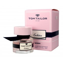Tom Tailor Exclusive Woman Woda toaletowa  50ml