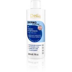 Delia Cosmetics Dermo System Mleczko do demakijażu twarzy i oczu