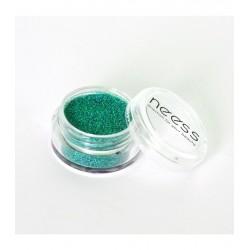 NEESS Glow Effect Pyłek ozdobny (3529) zielony  3g