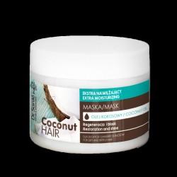 Dr.Sante Coconut Hair Maska nawilżająca do włosów suchych i łamliwych  300ml