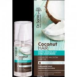 Dr.Sante Coconut Hair Olejek nawilżający do włosów suchych i łamliwych  50ml