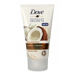 Dove Nourishing Secrets Krem do rąk Restoring Ritual 75ml