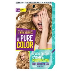 Schwarzkopf Pure Color Farba do włosów w żelu nr 9.55 Golden Sky  1op.