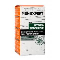 Loreal Men Expert Hydra Sensitive Krem nawilżający - skóra wrażliwa  50ml