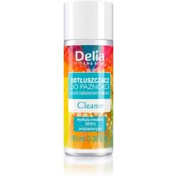 Delia Cosmetics Odtłuszczacz do paznokci - Cleaner  100ml