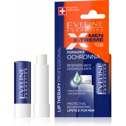 Eveline Lip Therapy Pomadka ochronna do ust Men X-Treme  1szt