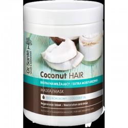 Dr.Sante Coconut Hair Maska nawilżająca do włosów suchych i łamliwych  1000ml
