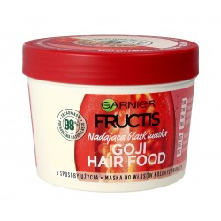Fructis Hair Food Maska do włosów nadająca blask Goji  390ml