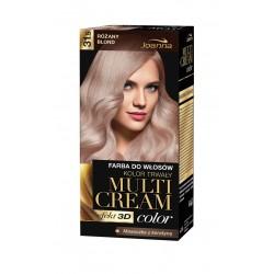 Joanna Multi Cream Color Farba nr 31.5 Różany Blond