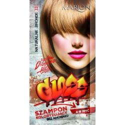 Marion Szampon koloryzujący Gloss nr 33 Naturalny Blond  40ml