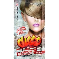 Marion Szampon koloryzujący Gloss nr 34 Słony Karmel  40ml
