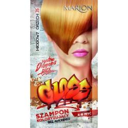 Marion Szampon koloryzujący Gloss nr 35 Miodowy Orzech  40ml