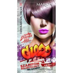 Marion Szampon koloryzujący Gloss nr 38 Czekoladowa Malwa  40ml