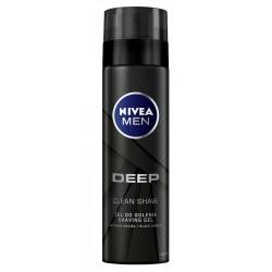 NIVEA MEN Żel do golenia DEEP CLEAN  200ml