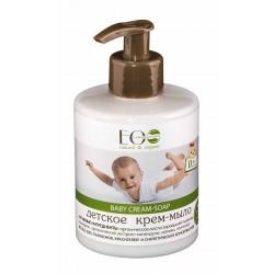 EOLaboratorie Baby Mydło kremowe dla dzieci 0+  300ml