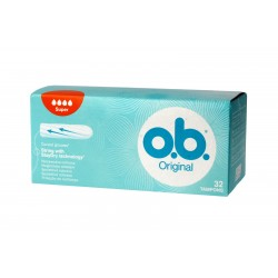 O.B. Original Super Tampony 1op.-32 szt