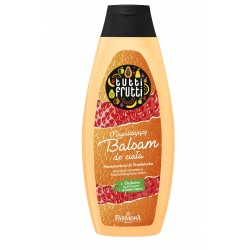 Farmona Tutti Frutti Balsam do ciała nawilżający Pomarańcza & Truskawka  425ml