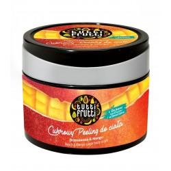 Farmona Tutti Frutti Peeling do ciała cukrowy Brzoskwinia & Mango  300g
