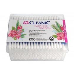 Cleanic Patyczki higieniczne Paradise Garden  1op.-200szt