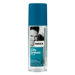 Mexx City Breeze for Him Dezodorant w szkle 75ml