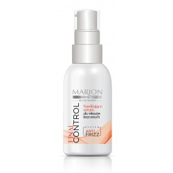 Marion Final Control Nawilżające serum do włosów kręconych  50ml