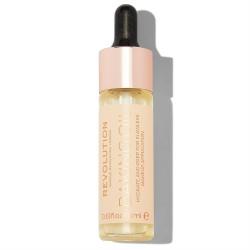 Makeup Revolution Baza pod podkład  Baking Oil, 18 ml