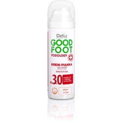 Delia Cosmetics Good Foot Podology Nr 3.0 Krem-pianka do stóp  60ml