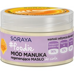 Soraya Foodie Miód Manuka Regenerujące Masło do ciała  200ml