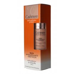 Dax Cosmetics Cashmere Baza pod makijaż wygładzająco-odżywcza Anti-Pollution & Active Life  30ml