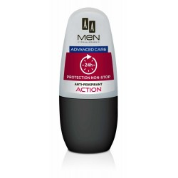 AA Advanced Care Dezodorant roll-on Action dla mężczyzn  50ml