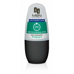 AA Advanced Care Dezodorant roll-on Fresh dla mężczyzn  50ml