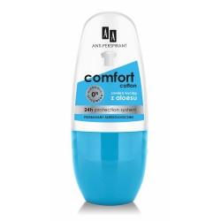AA Dezodorant roll-on Comfort Cotton  50ml