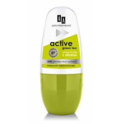 AA Dezodorant roll-on Active Green Tea  50ml