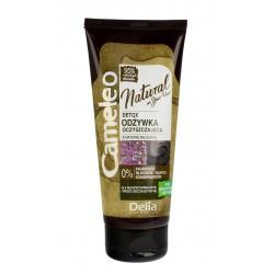 Delia Cosmetics Cameleo Natural Detox Odżywka oczyszczająca z glinką  200ml