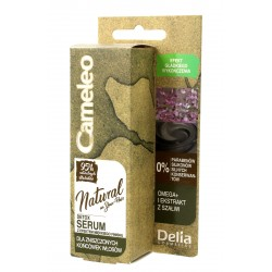 Delia Cosmetics Cameleo Natural Detox Serum do włosów na zniszczone końcówki  55ml