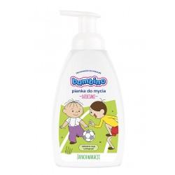 BAMBINO Pianka myjąca dla dzieci Zapach Wakacji - dla chłopców  500ml