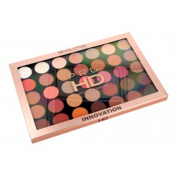 Makeup Revolution Palette Pro HD Amplified 35 Zestaw cieni do powiek Innovation  1szt