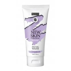 Beauty Formulas New Skin Glycolic Żel do mycia twarzy z kwasem glikolowym  150ml