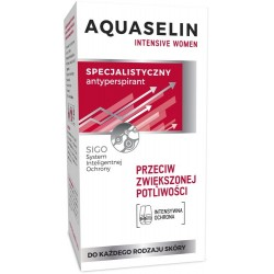 AA Dezodorant roll-on Aquaselin Intensive dla kobiet  50ml