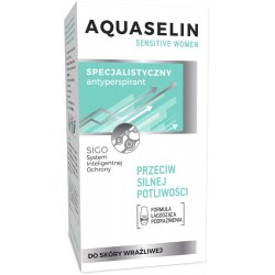 AA Dezodorant roll-on Aquaselin Sensitive dla kobiet  50ml