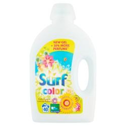 Surf Color Żel do prania Fruity Fiesta & Summer Flowers  2L (40 prań)