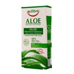 Equilibra Aloe Serum wypełniające do twarzy,szyi i dekoltu 50% aloesu  20ml