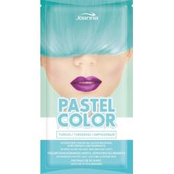 Joanna Pastel Color Szampon koloryzujący w saszetce Turkus  35g