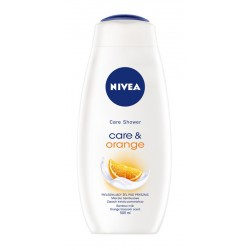 Nivea Care Shower Żel pod prysznic Care & Orange  500ml