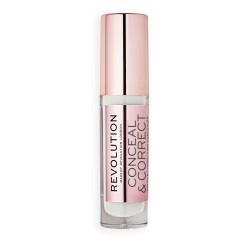 Makeup Revolution, korektor Conceal and Define Concealer C0, 3,4 ml