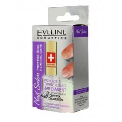 Eveline Nail Salon Lakier-odżywka do paznokci z diamentem  12ml