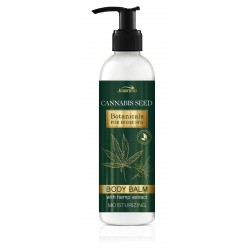 Joanna Botanicals For Home Spa Balsam do ciała Cannabis Seed  250g