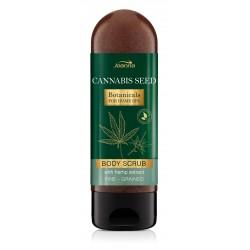 Joanna Botanicals For Home Spa Peeling do ciała Cannabis Seed  200g