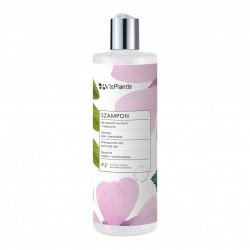 Vis Plantis Herbal Vital Care Szampon do włosów suchych i matowych (lukrecja-prawoślaz-lipa)  400ml